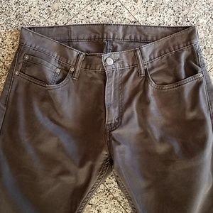 Men's Jeans  Levi's 514 size 32 29 gray